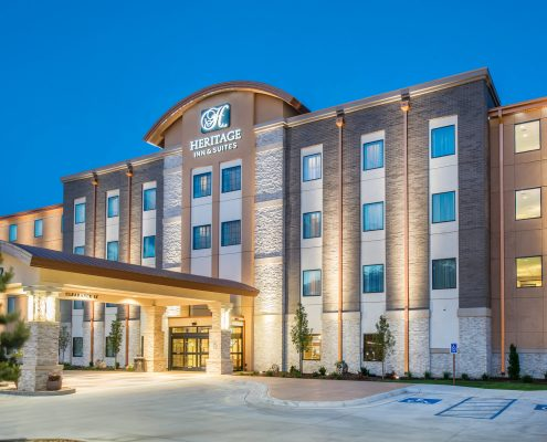 Heritage Inn Suites By Choice Hotels Garden City Ks