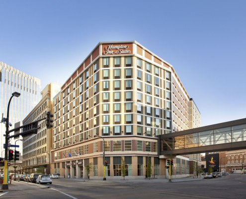 Hampton Inn & Suites - Downtown Minneapolis, MN