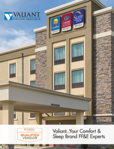 Comfort Inn & Suites SleepInn Catalog 2018